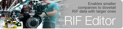 RIF Editor 2015™
